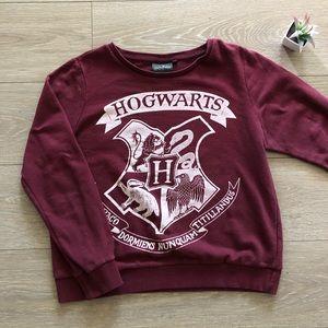Harry Potter Hogwarts crew sweater